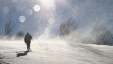 W Tatrach wiatr do 130 km/h. Kolejka na Kasprowym nie działa
