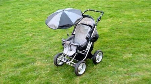Wózek dziecięcy Schuff /Wikipedia CC BY-SA