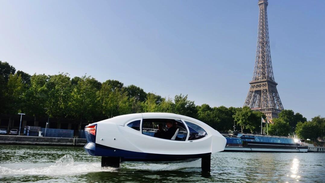 Wodne taksówki w Paryżu. Mają być ekologiczną alternatywą w transporcie miejskim