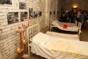 Powstańczy szpital ukryty w podziemiach
