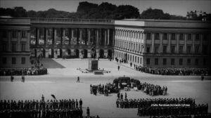 Stowarzyszenie Saski 2018: odbudować całą pierzeję placu Piłsudskiego
