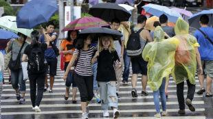 Przez Tajwan przeszedł kolejny tajfun. Teraz zmierza do Japonii
