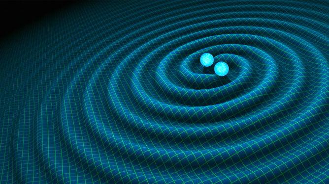 Początek nowej ery w astronomii. Wykryto fale grawitacyjne i rozbłysk pochodzące z jednego źródła