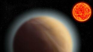"""Odkryli odległą planetę z atmosferą. To może być """"wodny świat"""""""