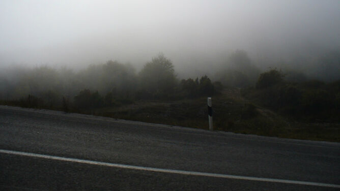 Gdy mgły opadły, pogoda sprzyja podróżowaniu