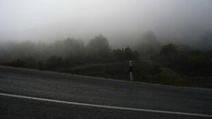 Mgły mogą utrudnić jazdę samochodem