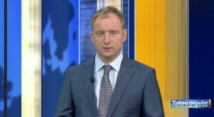 """Samochód na wodór w """"Teleserwisie"""" TVN24"""